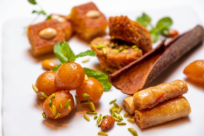 Sweets to Try from Sofitel Abu Dhabi