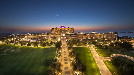 Emirates Palace On Frontline To Tackle Coronavirus Spread