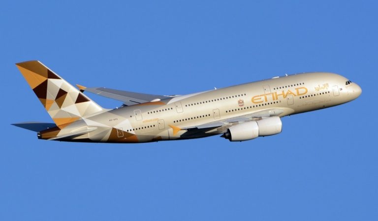 Etihad Airways Is The First Airline In GCC To Connect UAE And Israel