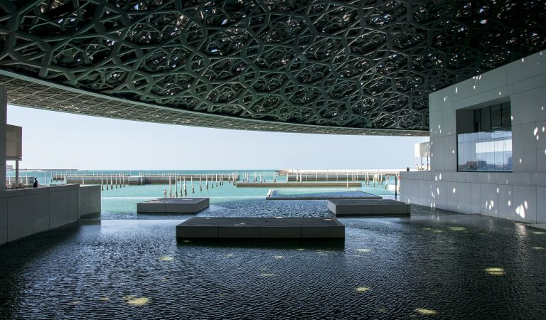 Celebrate World Mental Health Day with Louvre Abu Dhabi