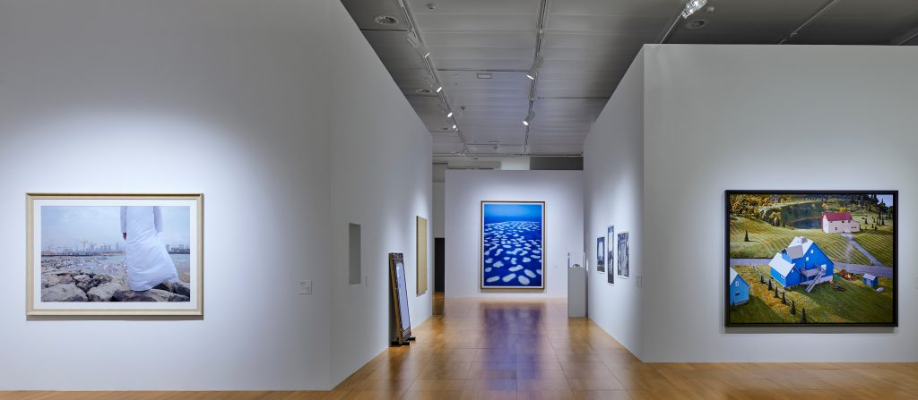 NYUAD art gallery