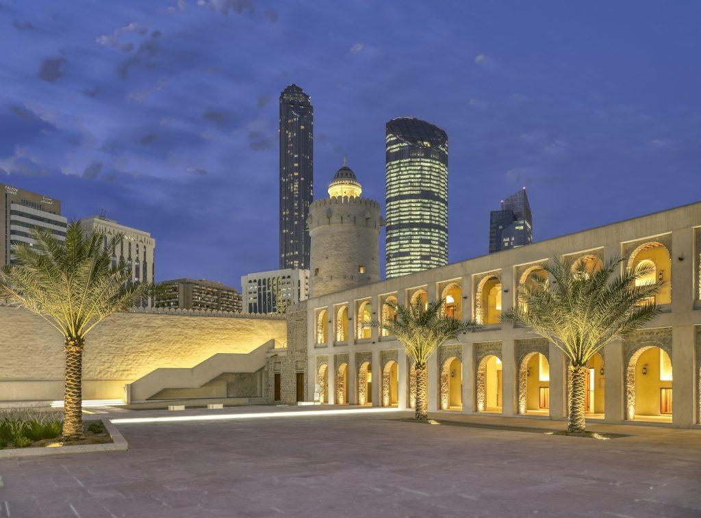 Museum to open - Qasr Al Hosn
