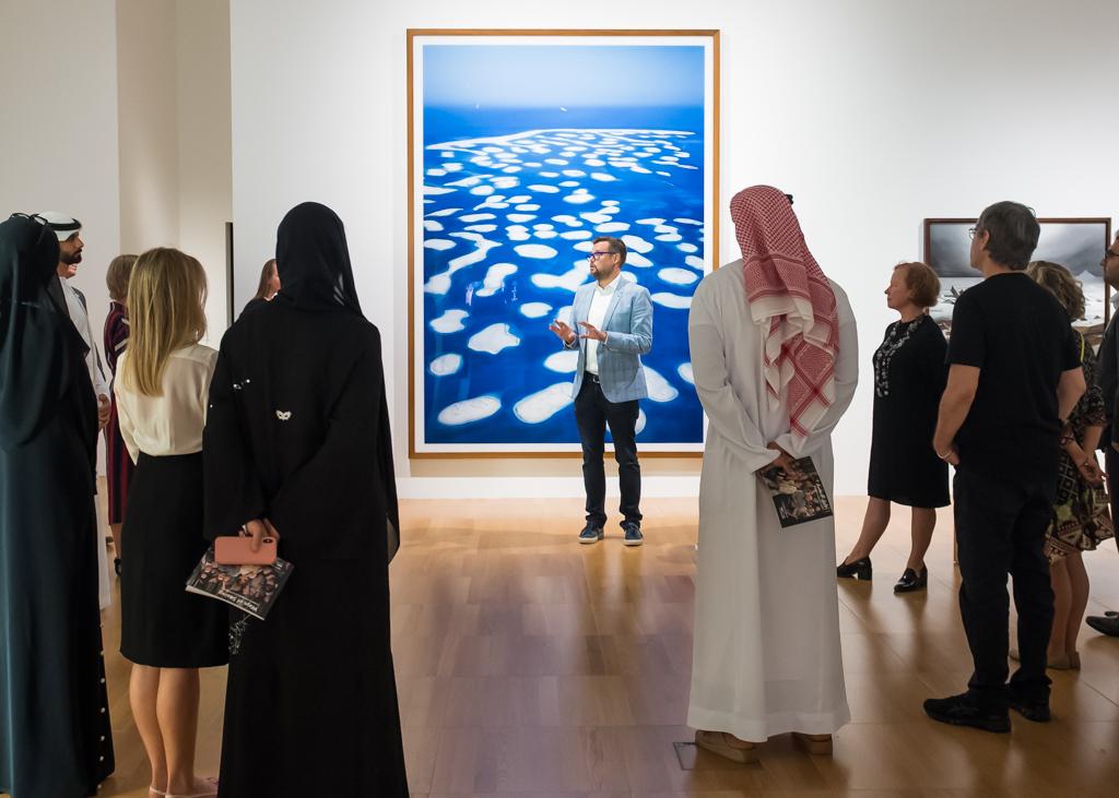 NYUAD thrid digital gallery launch