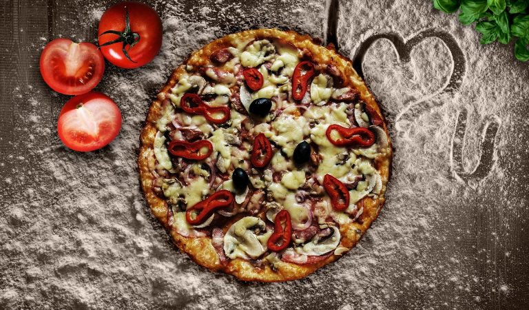 A New Pizza Parlour Has Opened In Abu Dhabi