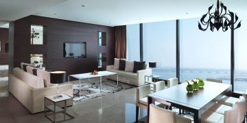 Fairmont Bab Al Bahr Suite