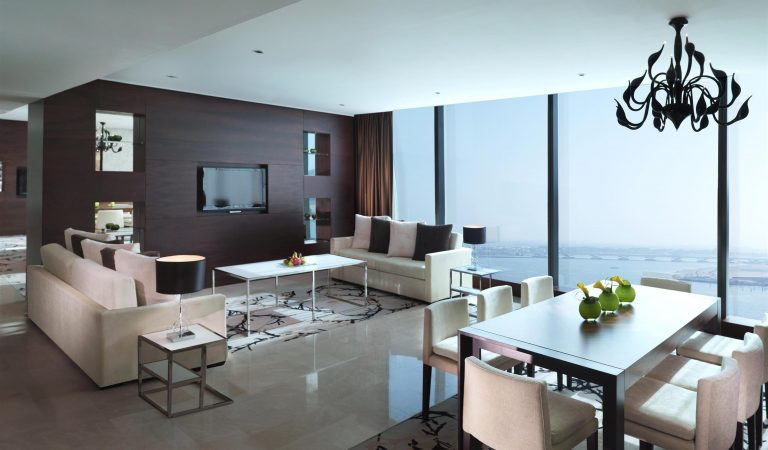 An Exclusive Luxury Getaway At The Fairmont Bab Al Bahr Awaits You