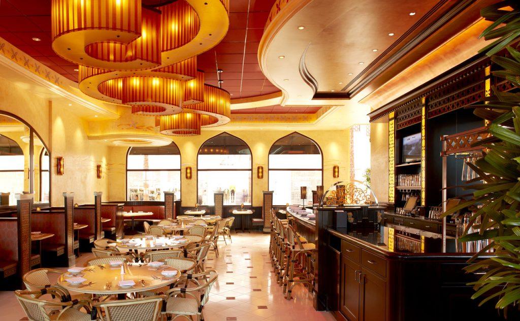 The Galleria Al Maryah Island Cheesecake Factory