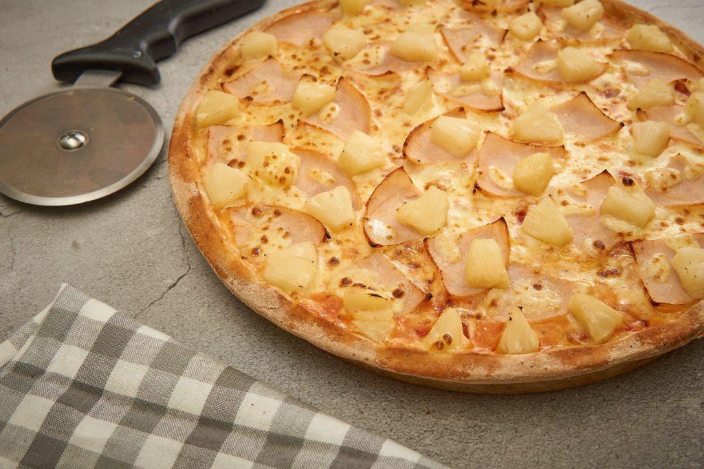 NKD pizza