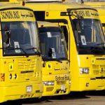 School Buses in Abu Dhabi