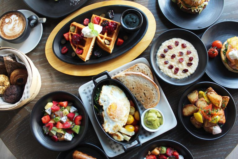 Cafe 302 unlimited breakfast