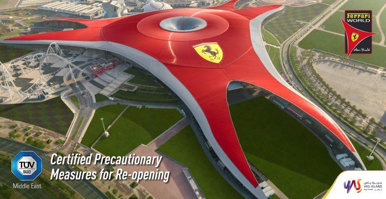 Ferrari World on Yas Island