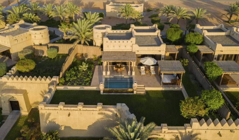 Here's Why The Qasr Al Sarab Desert Resort By Anantara Is The Best Staycation