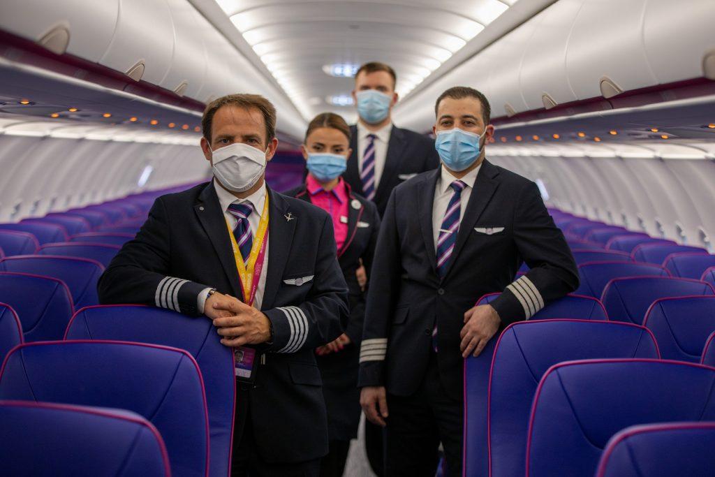 Wizz Air Abu Dhabi Crew