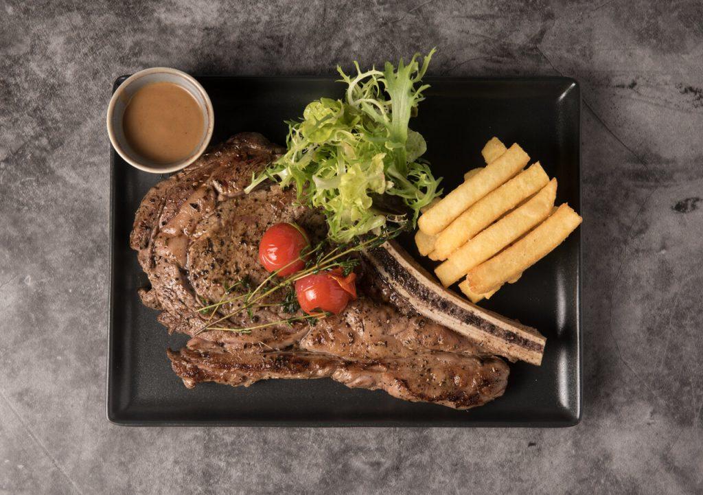 Steak Theme At Novotel Abu Dhabi Al Bustan