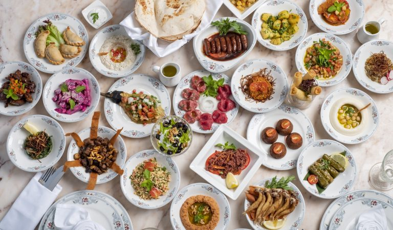 This Levantine Brunch Effortlessly Dishes Up The Best Of Beirut