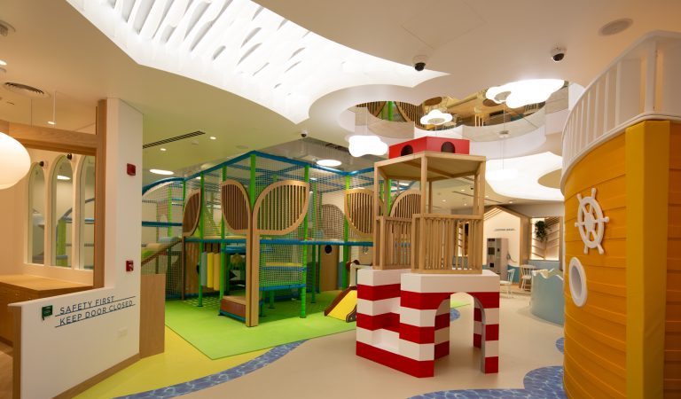 Caboodle Has Officially Opened An Exciting Play Area For Young Children