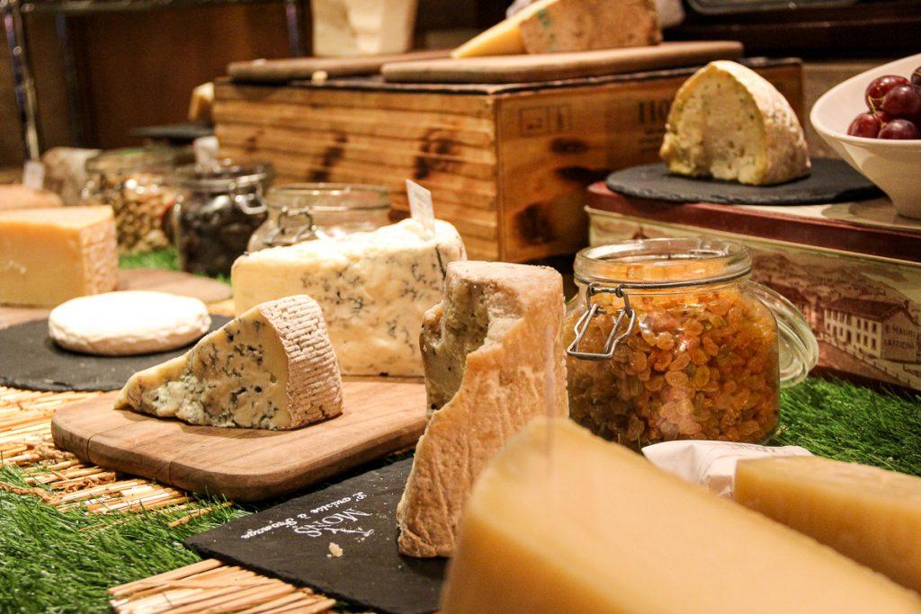 Cheese and Anti Pasti