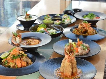 Dining in Abu Dhabi