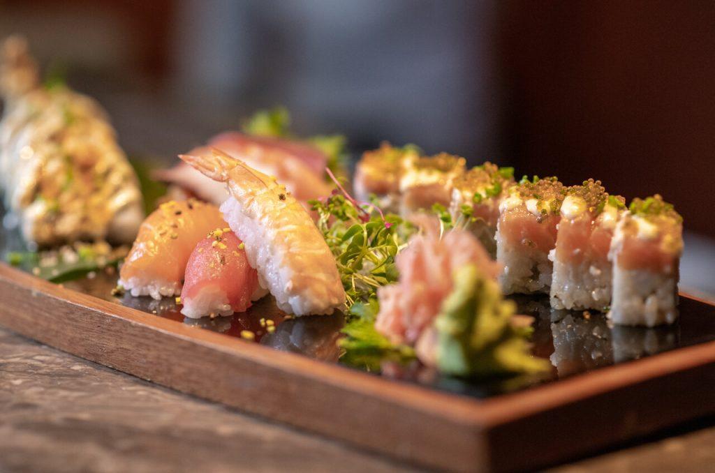 Sushi nights at Cho Gao