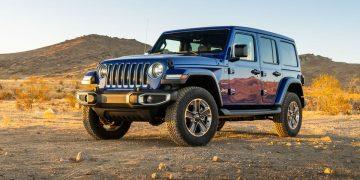 Deerfields Mall - Win a Jeep Wrangler