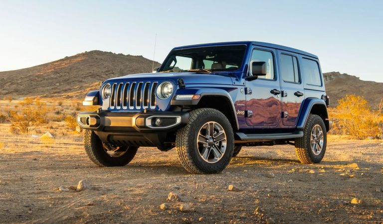 Here's How You Can Take Home A Jeep Wrangler This Season!