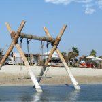 New camping site at Hudayriat Island