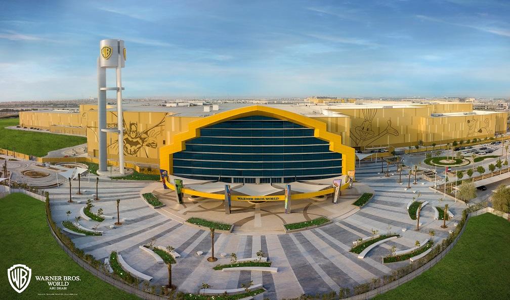 Yas Theme Parks - Warner Bros. Abu Dhabi