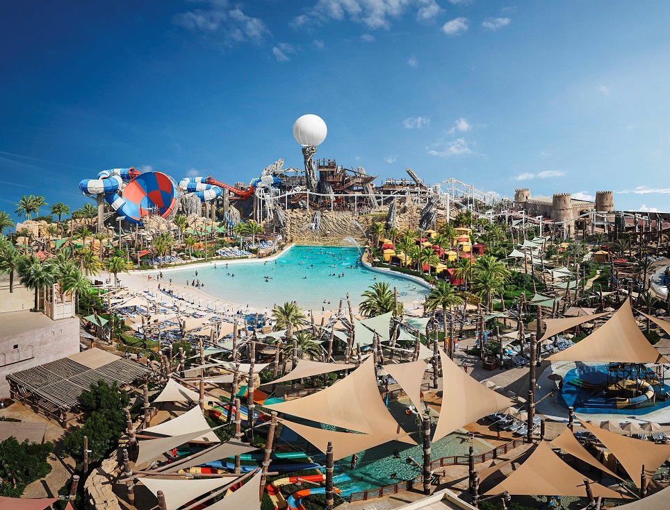 Yas Theme Parks - Yas Waterworld