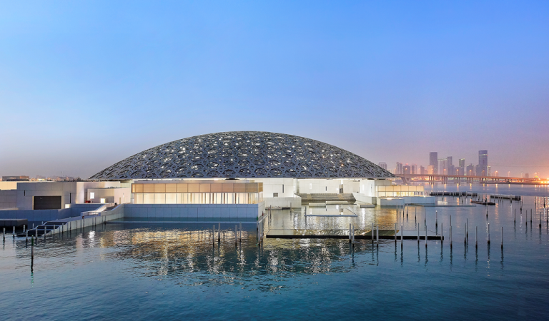 5 Things You Need To Checkout Right Now At The Louvre Abu Dhabi