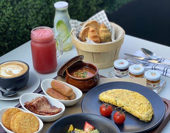 Wake Up With A Speciality Coffee For AED 5 And Gluten Free Breakfast