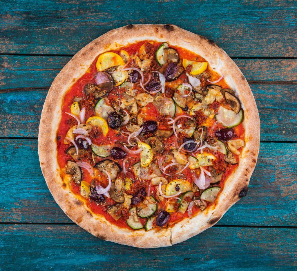 Pizza Di Rocco - Ortolana