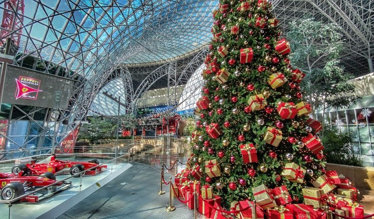 Why This Festive Wonderland On Yas Island Is A Must Visit?