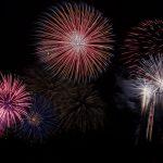 Fireworks in UAE