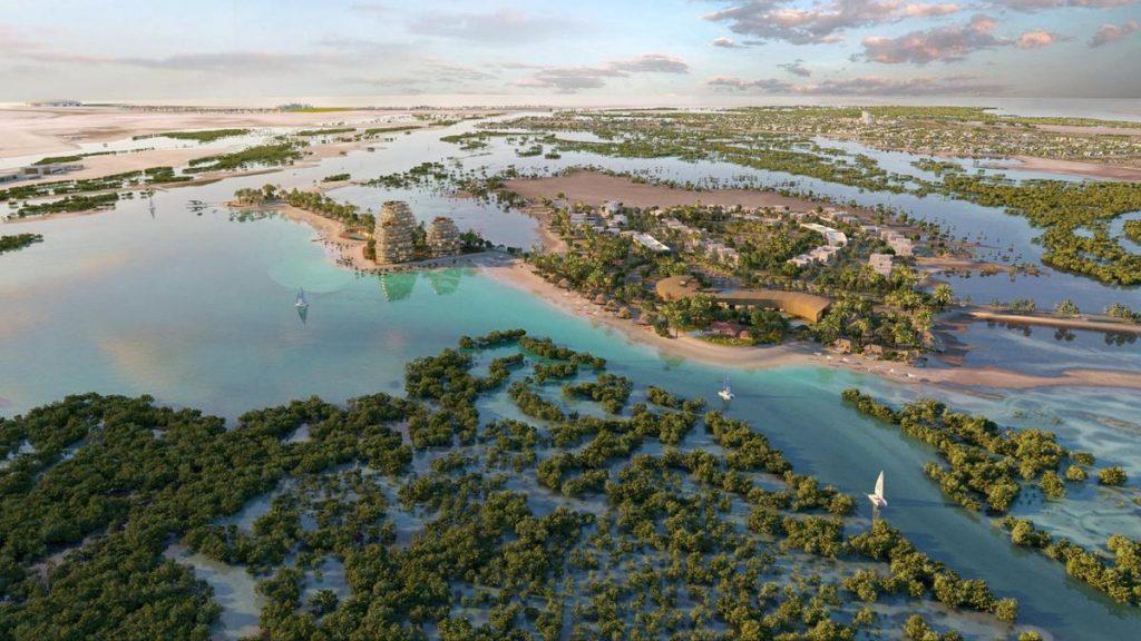 Jubail Island