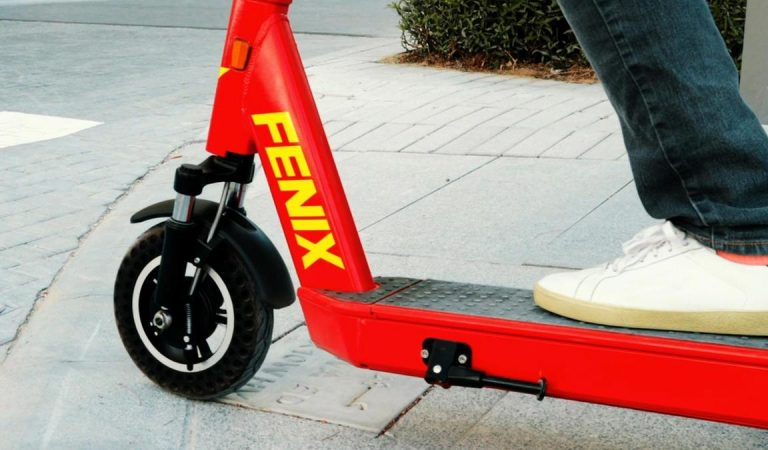 You Can Now Rent An E-Scooter And Permanently Own It From Fenix
