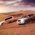 Off road adventure in Abu Dhabi