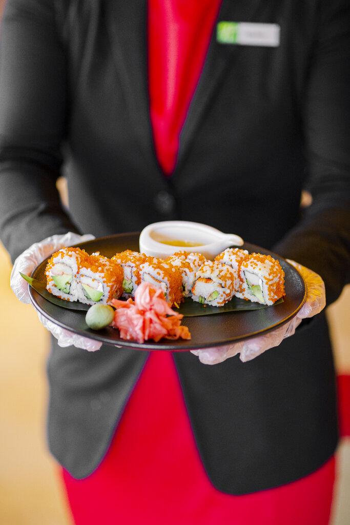 Sushi San Lunch