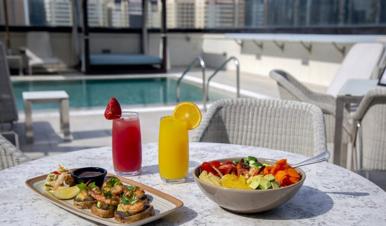 Start 2021 With Specially Curated Menus At Courtyard By Marriott WTC
