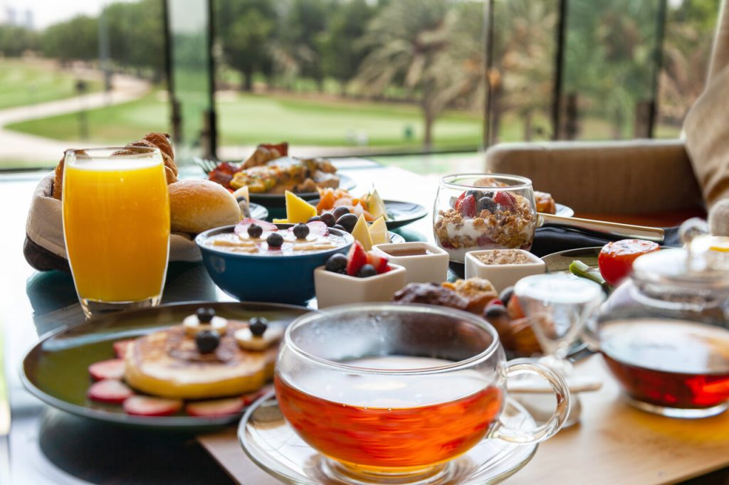 Family Breakfast at The Westin Abu Dhabi
