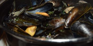 Mussels Night at Spaccanapoli