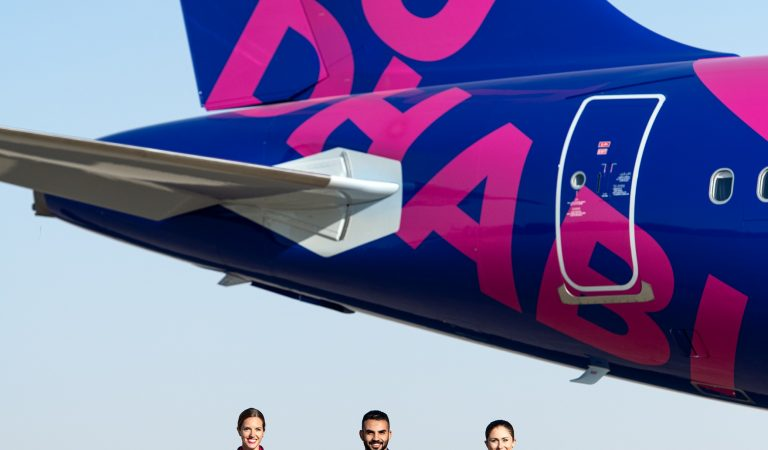 Wizz Air Abu Dhabi: Only 2,500 Tickets Remaining For AED 49!