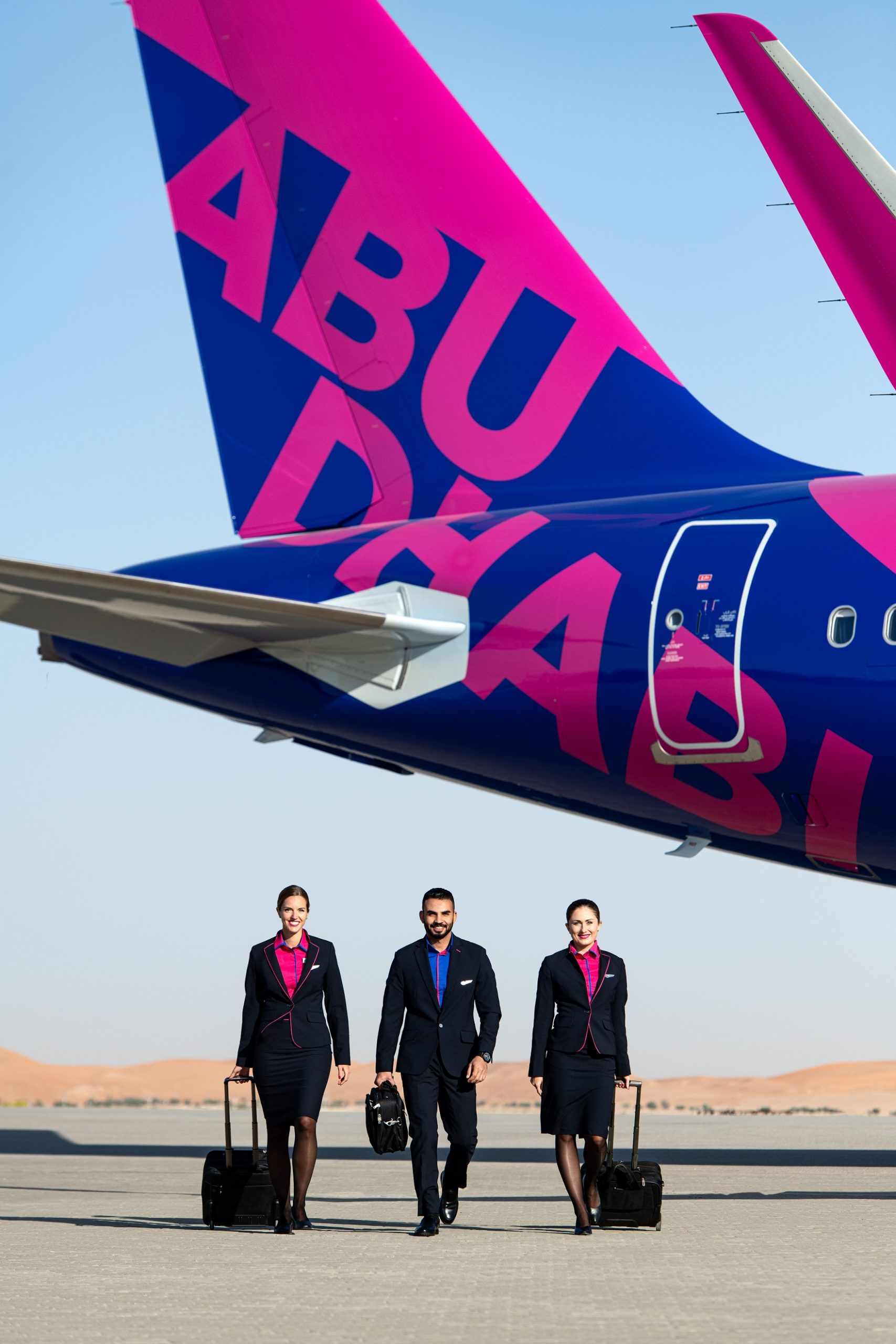 Flying to Egypt with Wizz Air Abu Dhabi