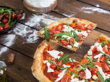 Unlimited Pizza