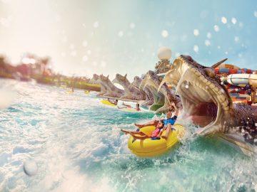 Yas Theme Parks, Yas Waterworld Abu Dhabi