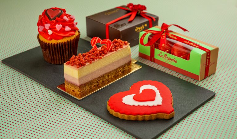 Celebrate The Month Of Love With La Brioche