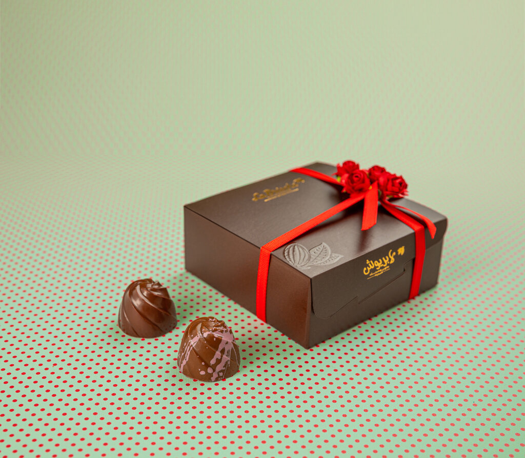 Box of Chocolates For Mother's Day