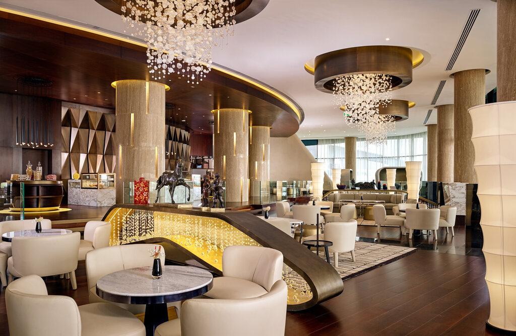 Pearl Lounge in Abu Dhabi
