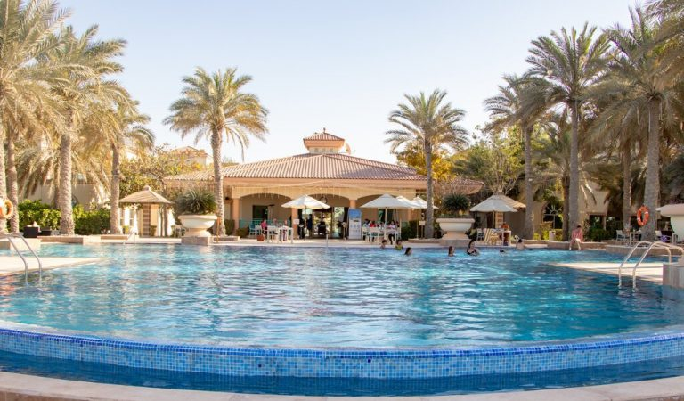 Review: The Best Friday BBQ Lunch With Pool And Beach Access In Abu Dhabi