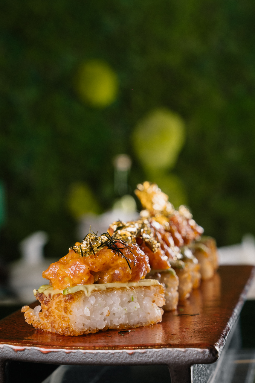 99 Sushi Haru Tasting