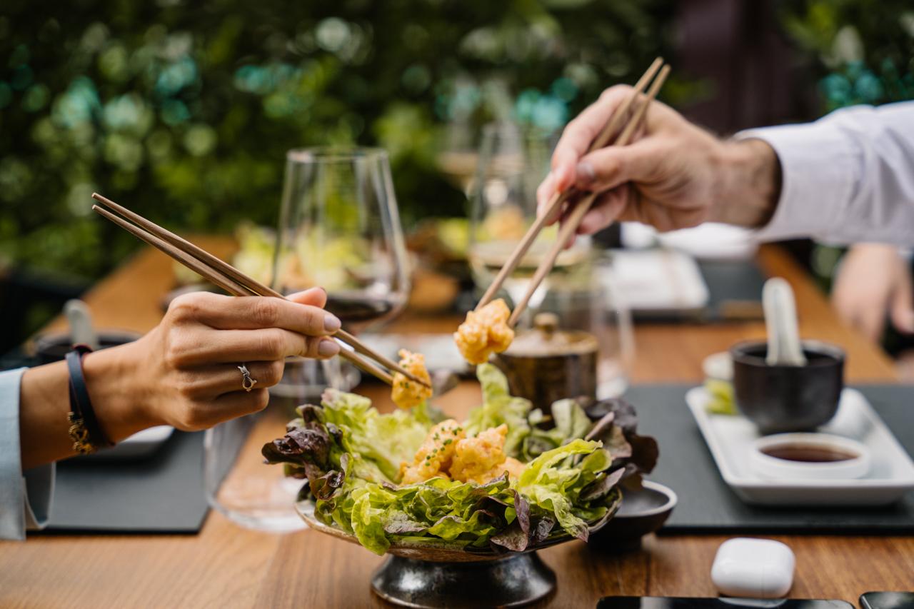 99 Sushi Bar Prawn Tempura